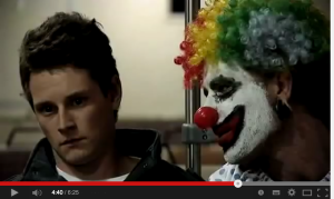 Clown Train, directed by Jaime Donnelly, 2009